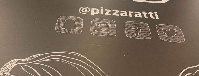 Pizzaratti is one of สถานที่ที่บันทึกไว้ของ Queen.