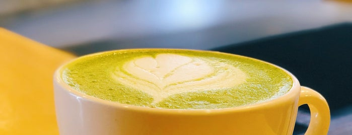 Adda Coffee & Tea House is one of Orte, die Jon gefallen.