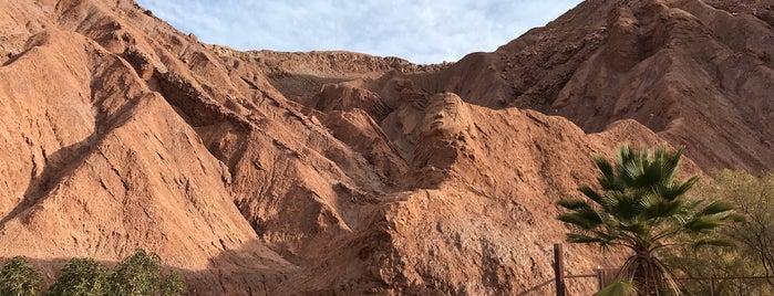 Pukara de quitor is one of San Pedro Atacama.