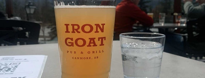 Iron Goat Pub & Grill is one of Calgary, AB.