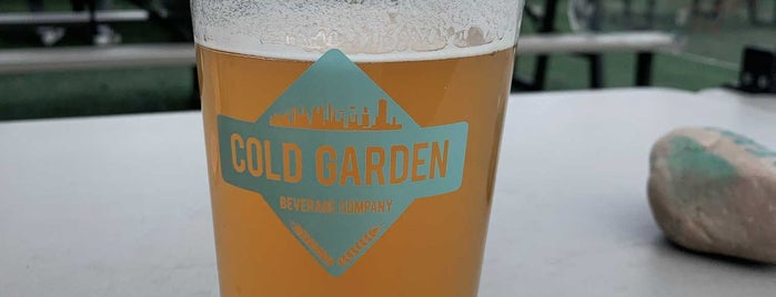 Cold Garden Beverage Company is one of Canada road trip 🇨🇦🚙.