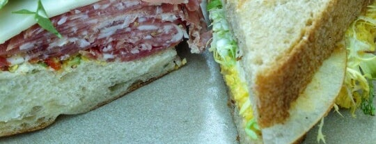 Salumeria is one of Bay Area: Food.
