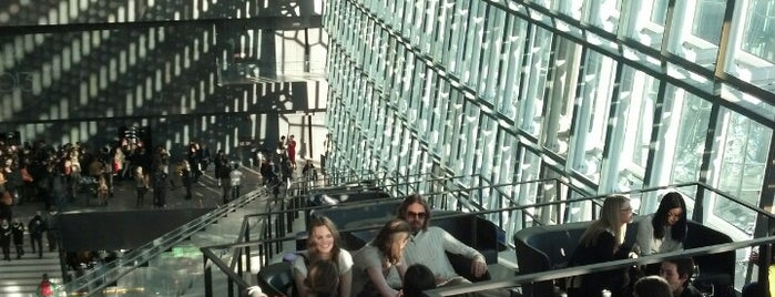 Harpa is one of Iceland Trip.