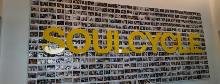 SoulCycle Union Street is one of Locais curtidos por Natalia.