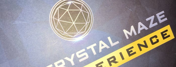 The Crystal Maze is one of UK.