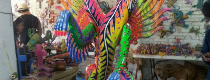 San Antonio Arrazola , ciudad de Los Alebrijes is one of Family Fun.