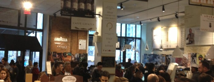 Eataly Flatiron is one of New York.