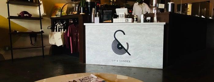 Sip & Sonder is one of LOS ANGELES!!.