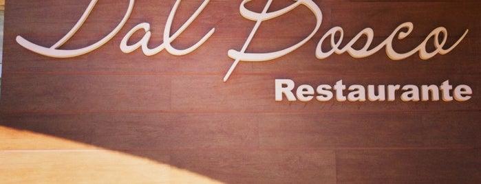 Restaurante Dal Bosco is one of Orte, die Luis Enrique gefallen.