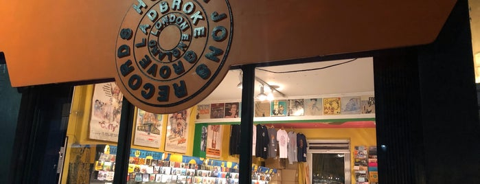 Honest Jons is one of Record Stores Worldwide.