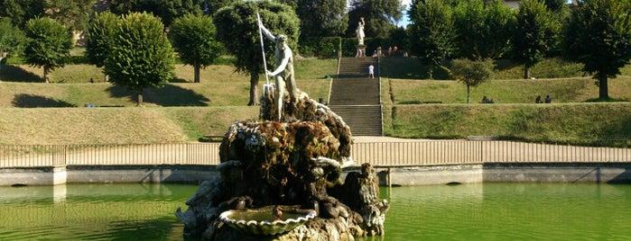 Giardino di Boboli is one of Firenze.