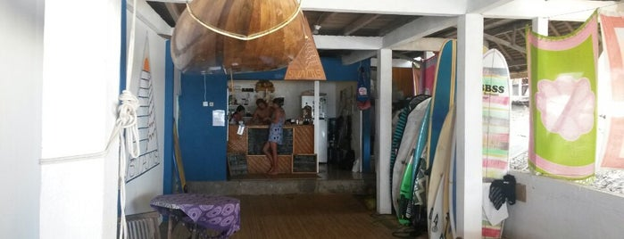 Swamis is one of Bali.