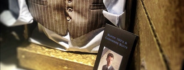 Christopher Schafer Clothiers is one of City Paper's :Goods & Services: Readers Poll '12.