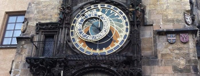 旧市街広場 is one of Prague, CZ: Places to visit.