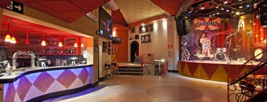 Circus Rock Bar is one of Bares e restaurantes BH.