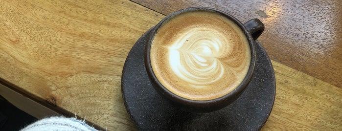 Sendero Specialty Coffee is one of London.