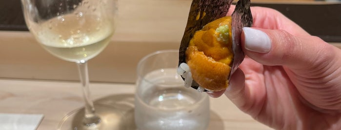 Omakase Room by Mitsu is one of New York.