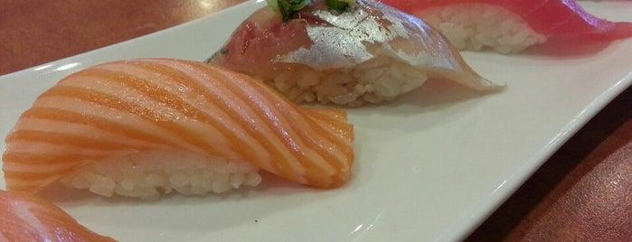 Matsu Sushi Bar is one of Houston spots.