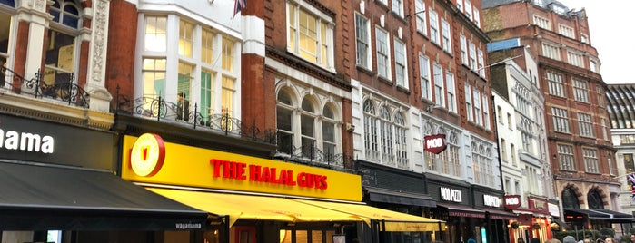 The Halal Guys is one of London.