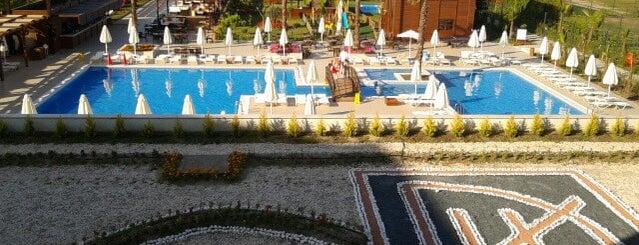 Dionis Hotel Resort & Spa is one of Yunus'un Beğendiği Mekanlar.