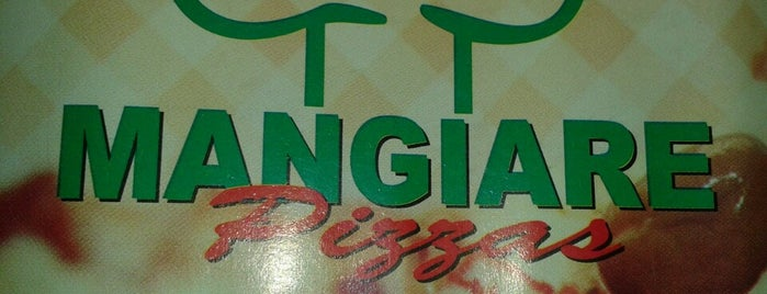 Mangiare Pizzas is one of ....