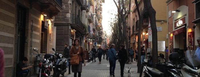 Verdi Park is one of Barcelona.