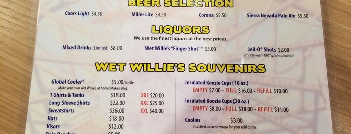 Wet Willie's is one of Jamie : понравившиеся места.