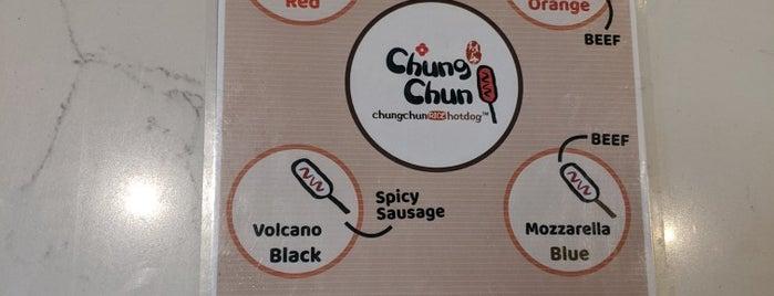 Chung Chun Rice Hotdog is one of Jamie : понравившиеся места.