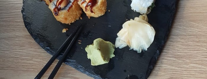 Sushi Lab is one of Sushi.