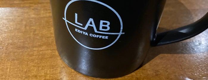EDIYA COFFEE LAB is one of Seoul.