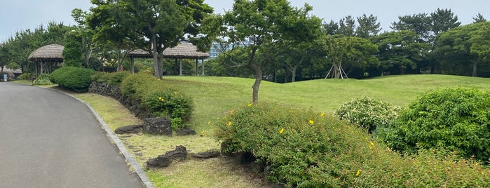 Jeju Folk Village Museum is one of Hiroshiさんのお気に入りスポット.