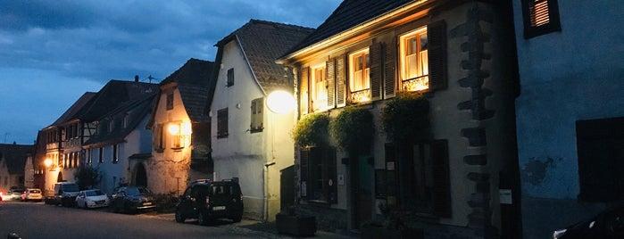 Le Pressoir de Bacchus is one of Alsace - Lorraine.