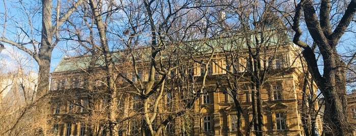 Światowid is one of Krakow.