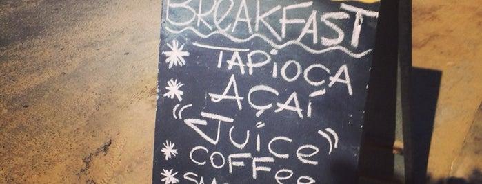 Café Cumbuco is one of Lugares favoritos de Erika.
