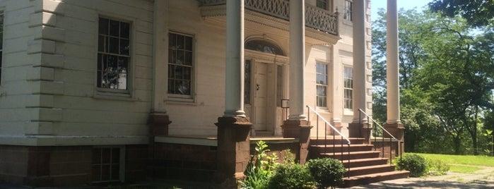 Morris Jumel Mansion is one of Lugares favoritos de Erika.