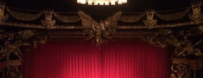 Majestic Theatre is one of Erika'nın Beğendiği Mekanlar.