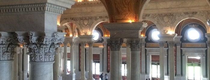 Library of Congress is one of Orte, die Erika gefallen.