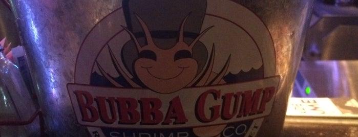 Bubba Gump Shrimp Co. is one of Posti che sono piaciuti a Erika.