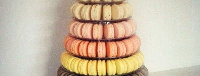 La Maison du Macaron is one of Posti che sono piaciuti a Erika.