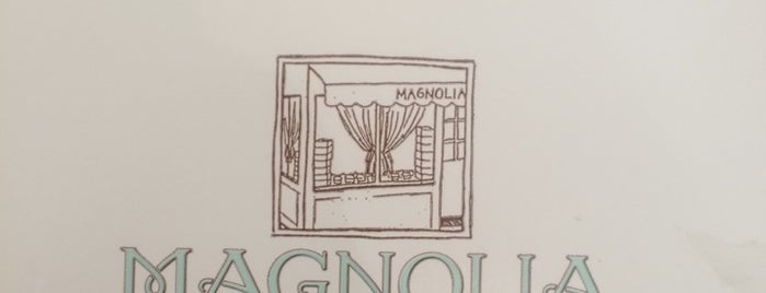 Magnolia Bakery is one of Orte, die Erika gefallen.