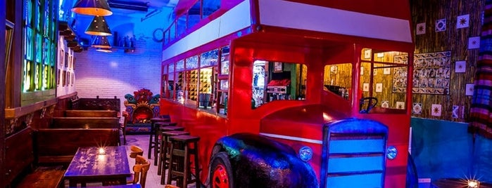 Soda Bus is one of Restaurantes Bcn.