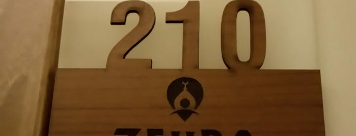 Zehra Hotel is one of HOLYDAYS.