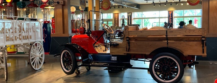 Heritage Park - Gasoline Alley is one of Calgary, Canada.