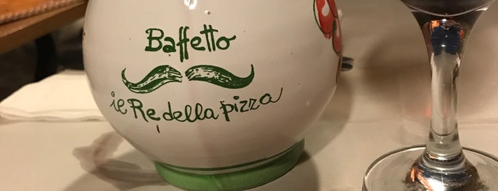 Pizzeria Da Baffetto is one of Sinem : понравившиеся места.