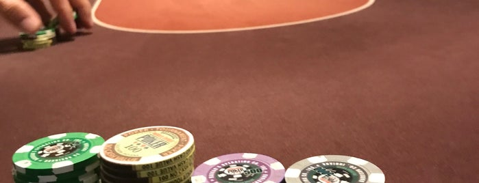 Horseshoe Poker Room is one of Arthur's Main list of things to do..