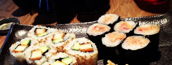 Sushi Shop is one of NYC's Midtown Lunch.