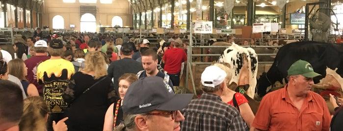 Cattle Barn is one of Posti che sono piaciuti a Glenn.