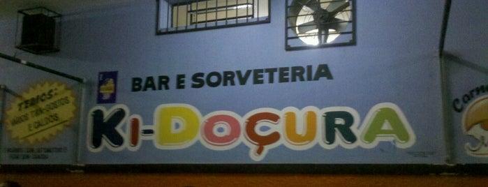 Ki-Doçura Bar e Sorveteria is one of Posti che sono piaciuti a Adriano.