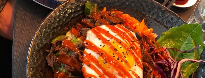 Red Ninja is one of Sthlm sushi.
