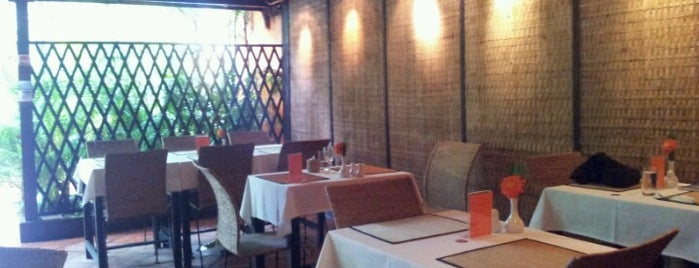 Comme a la Maison is one of SOUTH EAST ASIA Dining with a View.